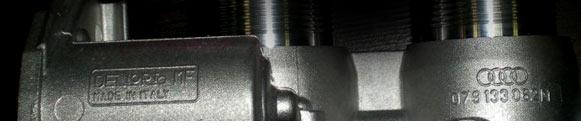 Oberflächenbehandlung von Aluminium Druckgussteilen